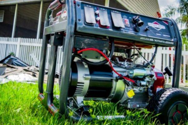 Cómo utilizar con seguridad un generador doméstico